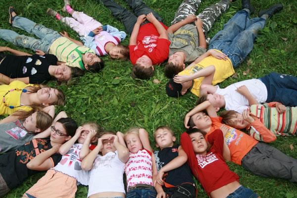 В курском лагере отдохнут дети из Луганска и Донецка
